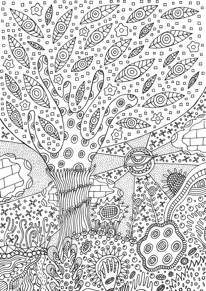The Worlds Best Photos of ink and zentangle  Flickr Hive Mind
