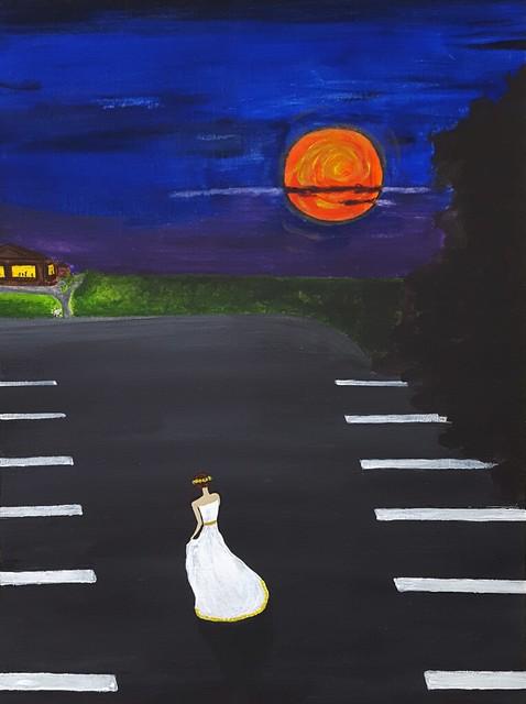 Blood Moon Wedding
