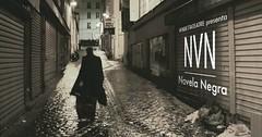 Novela Negra Flyer