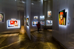 Exposition Steve Mc Curry - Brussels (Bourse) - May 2017
