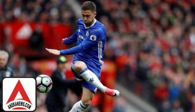 #Bola: Chelsea Harus Siap Kehilangan Eden Hazard