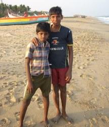 Barefoot Boys of India