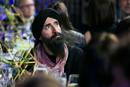 Waris Ahluwalia at WITNESS' 25th Anniversary Celebration