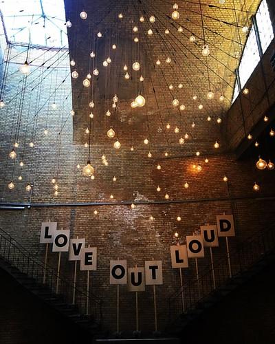 #Bulbs @ #rp17 #LOVEoutLOUD