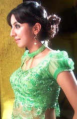South Actress SANJJANAA Hot Unedited Exclusive Sexy Photos Set-26 (14)