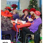 Seniors Holiday Teas (2016)