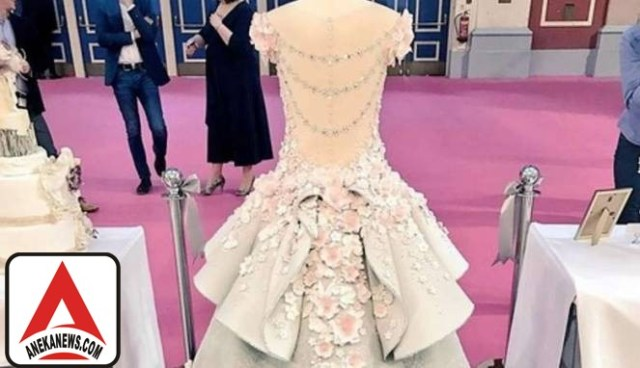 #Style: Mengejutkan, Benda Ini Ternyata Bukan Gaun Sungguhan