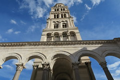 Saint Domnius bell tower
