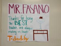 Poster for Teacher Appreciation Week 2017