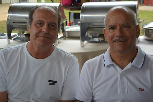 Márcio Lobato e Márcio Goulard