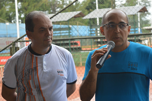 Em suas palavras, Roberto Maia ofereceu apoio para a iniciativa do Sesi