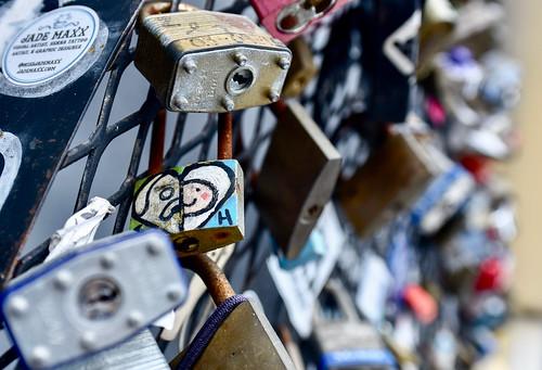 Locked in faith