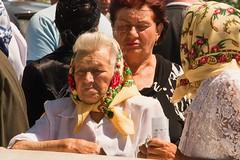 Ukrainian grandmother