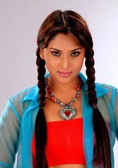 Indian Actress Ramya Hot Sexy Images Set-2  (17)