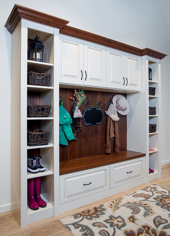 Denver Mud Room Storage  Closet  Storage Concepts