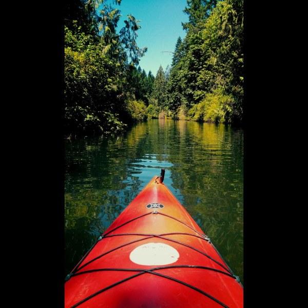 Canoeing Silverton Reservoir English Language - Year of Clean Water