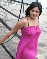 Indian Actress Ramya Hot Sexy Images Set-2  (53)