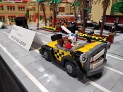 Who Framed Roger Rabbit - KC Bricklab @ Brickworld 2017 (Lego)