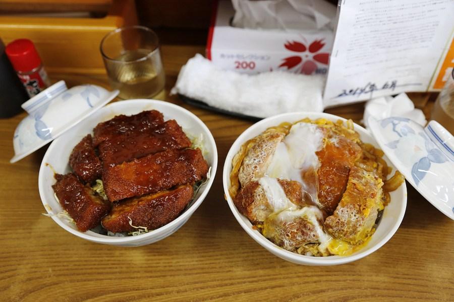 いとう食堂,七日町美食,日本自助遊,日本自駕遊,會津市,福島景點,福島美食 @VIVIYU小世界