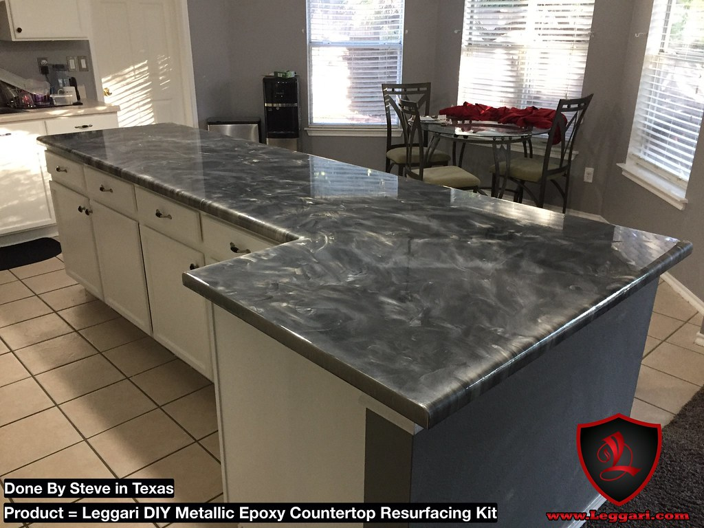 epoxy resin kitchen countertops small remodel cost the world 39s best photos of countertop and diy flickr