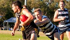 Balmain Tigers v Camden Cats AFL Division1 May 27 2017 00011