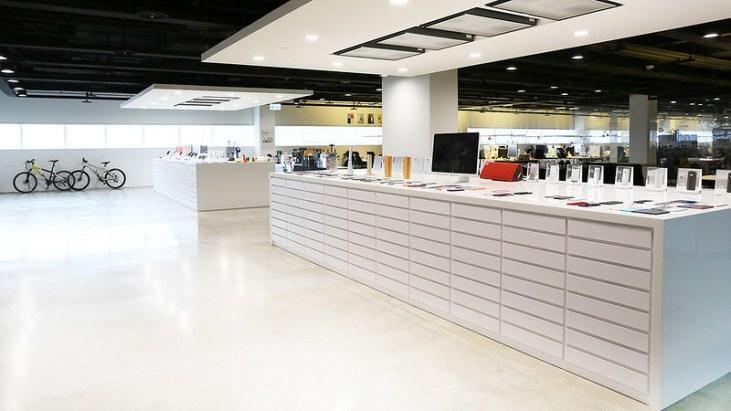 1_Design studio entrance