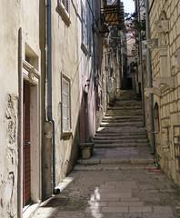 Korcula streets