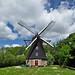 Windmill in Flackarp outside Lund, Sweden  /  Vindmöllan i Flackarp utanför Lund
