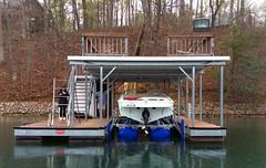 Boat Lifts - HydroHoist 4400UL2
