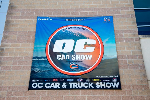 OC Car and Truck Show 2017 Video Highlights