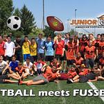 FOOTBALL meets FUSSBALL 24.6.2017