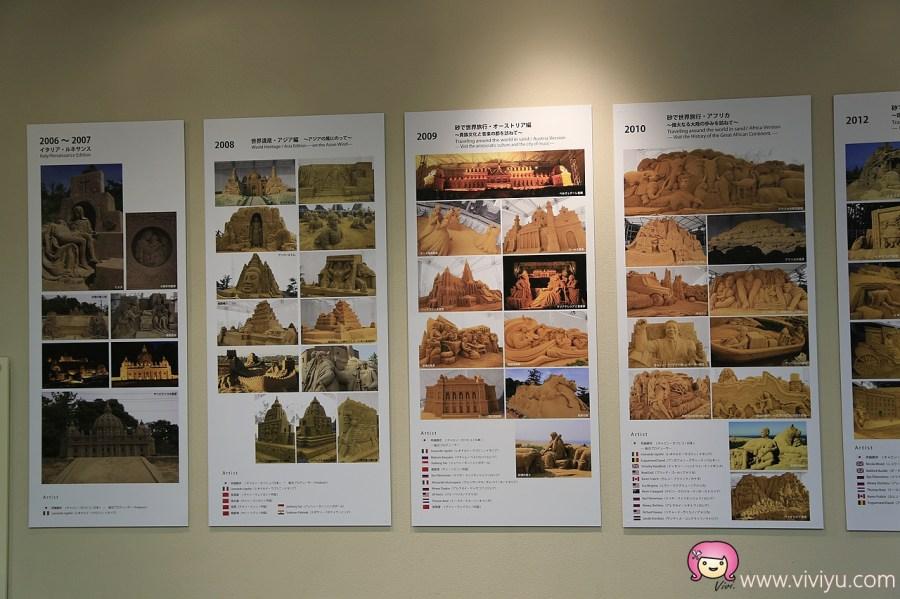 日本旅遊,沙雕,砂之美術館,鳥取 沙丘,鳥取沙丘,鳥取砂丘,鳥取自駕 @VIVIYU小世界