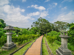 玉里神社遺址