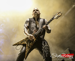 Kerry King - SLAYER @HELLFEST 2017