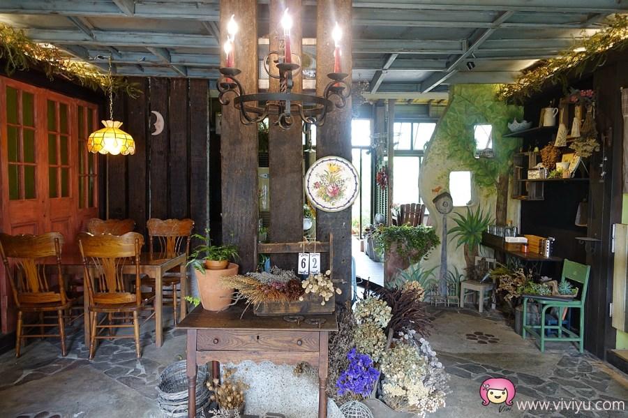 [中壢.美食]光源62.花藝與咖啡館~城市裡的綠花園.新屋交流道旁 @VIVIYU小世界