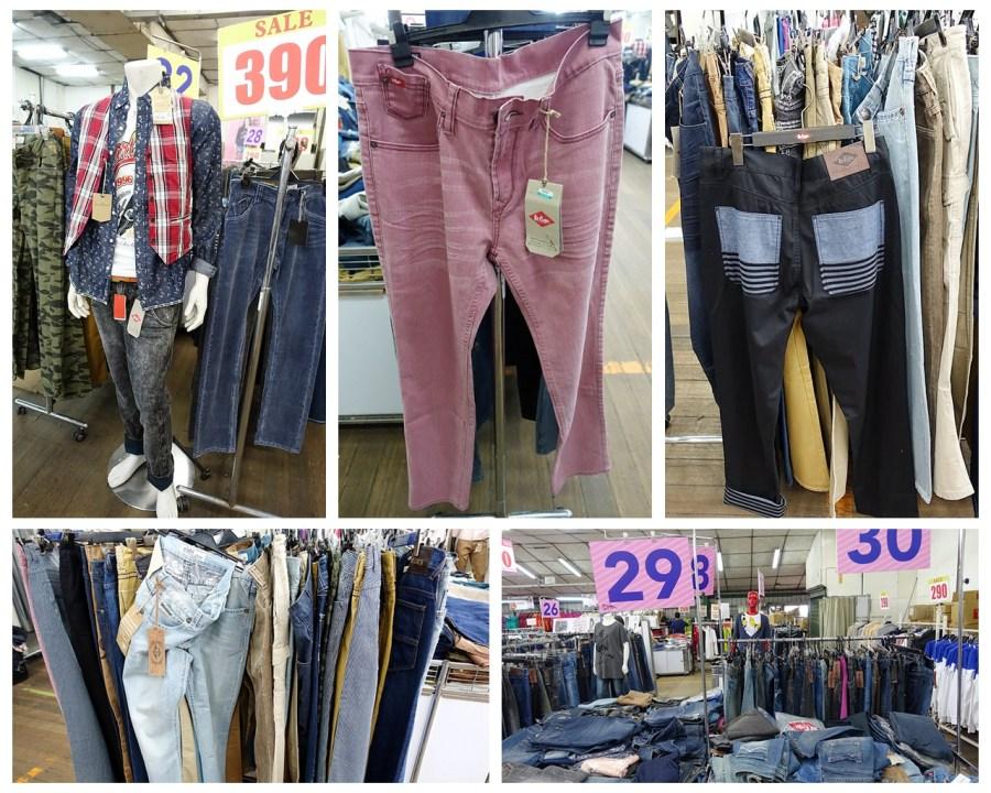 50元,春夏廠拍,桃園,桃園特賣,牛仔褲,高砂 @VIVIYU小世界