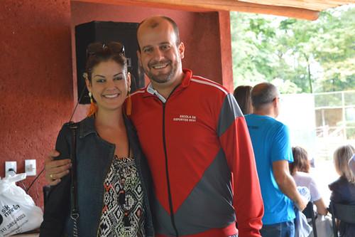 Melissa Monteiro e Rodrigo Assunção