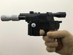 Han Solo DL-44 Heavy Blaster Pistol