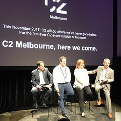 From Montreal to Melbourne, C2 goes global