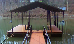 Docks - Painted Steel Docks