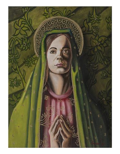 Autor: JESUS ANGEL HERNANDEZ VAZQUEZ, Esperanza  50x40cm