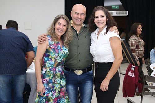 DAniella, José Wison e Ione