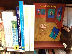 David Hockney Books