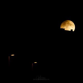 Eclipse parcial de luna II