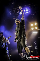 Mike Muir - SUICIDAL TENDENCIES @HELLFEST 2017