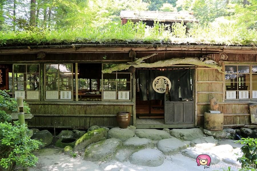 三滝園,山菜料理,日本鳥取,鳥取景點,鳥取楓葉,鳥取自駕遊 @VIVIYU小世界