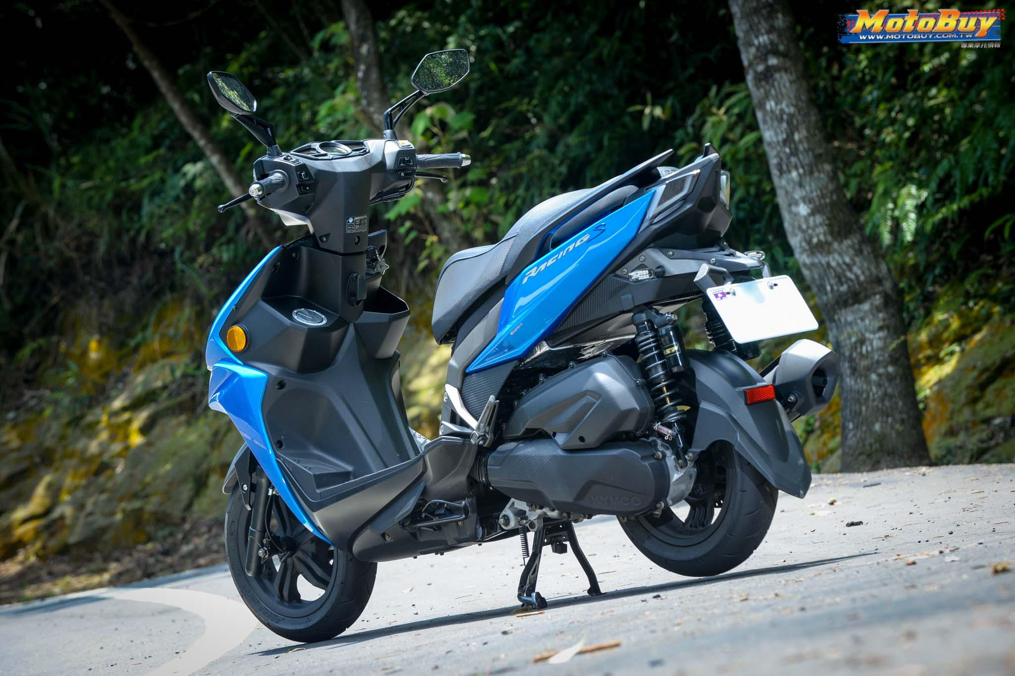 [部品情報] 穩重加持,彎道利器 Racing S 150 x MSP MS9 特仕版   MotoBuy