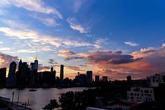 Sunset for Geri Allen