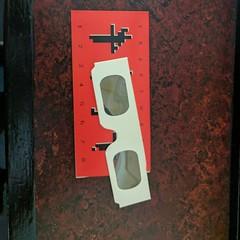 3D Kraftwerk Glasses