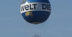 """Der Fesselballon. Die Fes-sel-bal-lons. Die Fesselballone. Ein Fesselballon ist ein Gasballon, der von einem Seil gehalten wird. • <a style=""""font-size:0.8em;"""" href=""""http://www.flickr.com/photos/42554185@N00/34420724350/"""" target=""""_blank"""">View on Flickr</a>"""